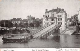 PONT DE LAGNY THORIGNY  13-1061 - Lagny Sur Marne