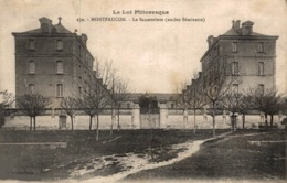 9500-2019    MONTFAUCON    LE SANATORIUM - Other Municipalities