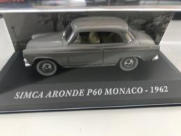 SIMCA RONDE P60 MONACO 1962 - 1/43 - COMME NEUVE En BOITE - Other