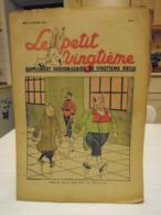 -HERGE - TINTIN - Le Petit Vingtième - N° 7 - 16 Février 1939 - Bon Etat - QQ Petits Défauts - Hergé