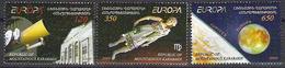 2009 MOUNTANIOUS KARABAKH Bergkarabach Mi. 49-51**MNH Europa: Astronomie. - Europa-CEPT