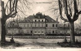 9504-2019    LABASTIDE MURAT    CHATEAU DE MURAT - Other Municipalities