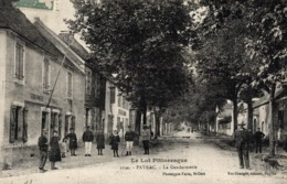 9506-2019     PAYRAC   LA GENDARMERIE - Francia