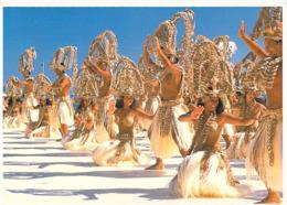 Polynésie Française-Danses FolkloriquesTahitiennes (2)(dance Dances Danse Folklore (nus Nues Teva Sylvain Tahiti 830 B @ - Polynésie Française