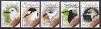 Norfolk Island 2006 Seabirds Sc 883-87 Mint Never Hinged - Isola Norfolk