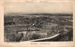 9508-2019     GOURDON  VUE PNORAMIQUE - Gourdon