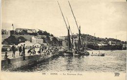 CPA Algérie-Bóne-Le Nouveau Port (238776) - Annaba (Bône)