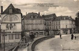 9510-2019     GOURDON     PLACE DU 4 SEPTEMBRE - Gourdon