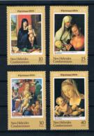 Neue Hebriden 1978 Madonna Mi.Nr. 519/22 Kpl. Satz ** - English Legend