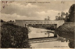 CPA La VERPILLIERE - Le Pont Sur La Bourbre (652411) - France