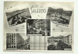 SALERNO 5  VEDUTE VIAGGIATA FG - Salerno