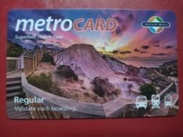 Australia Transport Cards, Adelaide Metro, Metro Card, (1pcs) - Australia