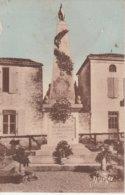 17 - CIRE D' AUNIS - Monument Aux Enfants De Ciré D' Aunis Morts Pour La Patrie - France