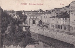55 Verdun, Bibliothèque Municipale (1915) - Verdun