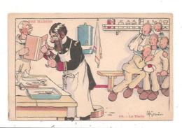 Nos Marins- La Visite -  Illustrateur  H. Gervèse--(D.3394) - Gervese, H.