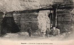 93 - BAGNOLET - L'Entrée Des Cavages Des Carrières à Plâtre - Bagnolet