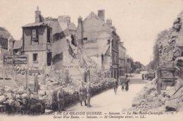 Soissons La Rue Saint Christophe - Soissons