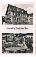 D-9950   ACHERN : Gaststätte Badicher Hof - Achern