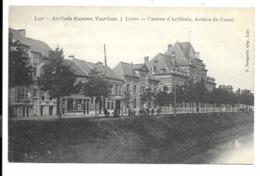 Lier - Artillerie Kazerne, Vaartlaan. - Lier