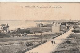 ***  50  ***  St Pair Sur Mer Vue Générale Prise De La Route De Carolles -- Neuve TTBE - Saint Pair Sur Mer
