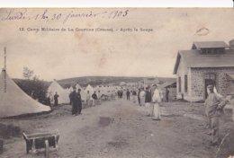 Camp Militaire De La Courtine Après La Soupe - La Courtine