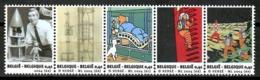 Belgium 2004 Bélgica / Comic Tintin In The Space MNH Comics Tintín En El Espacio / Kk06  3-2 - Cómics