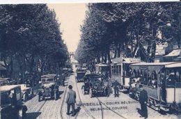 Marseille Cours Belsunce - Canebière, Centro Città
