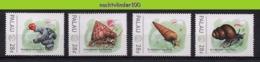Nff155 FAUNA SCHELPEN SHELLS MUSCHELN MEERESSCHNECKEN COQUILLAGE MARINE LIFE PALAU 2012 PF/MNH - Coneshells