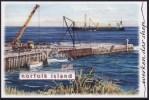 Norfolk Island 2004 Shipping Sc 821 Mint Never Hinged - Isla Norfolk
