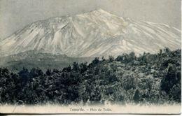 N°78133 -cpa Tenerife -Pico De Teide- - Tenerife