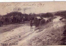 Palermo Targa Florio Veronesi  Su Rettilinio Di Buonfornello, Viaggiata 17 - 9 - 1923 - Palermo