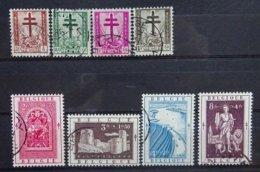 BELGIE  1952    Nr. 900 - 907     Gestempeld   CW  46,00 - Belgique