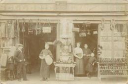COMMERCE Devanture  Sellerie Et Chaussures Belle Photo à Localiser  2scans - Geschäfte
