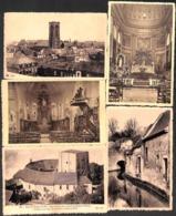 Ath - Lot 5 Cartes (Le Pont à La Herse, St Julien St Martin Tour De Burban) - Ath