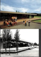 Huy - Lot 2 Cartes - University Of Peace (Père Pire) - Huy