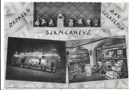 Rapallo (Genova). Bar Gelateria Biancaneve. Insegna Birra Italia In Basso A Sinistra. - Genova
