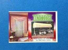 1996 Calendarietto Calendario Tendhouse Cosenza Tende - Calendari