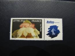 TIMBRES PERSONNALISES 3805A  C'EST UN GARCON  LOGO DALAY - France