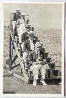 Foto Cromo Olimpiada De Los Ángeles. 1932. Nº 14. Jueces De Meta. Hecho En 1936 Para Olimpiada De Berlín. Alemania - Tarjetas