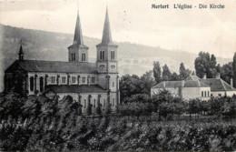 Luxembourg -  Mertert - L' Eglise - Postkaarten
