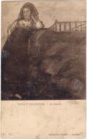Goya Lucientes - La Manola /P501/ - Malerei & Gemälde