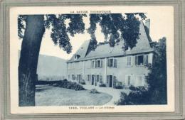 CPA - VOGLANS (73) - Aspect Du Château Dans Les Années 30 - Francia