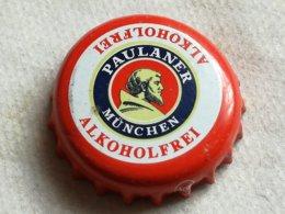 Chapa Kronkorken Caps Tappi Cerveza Paulaner. Munich, Alemania - Cerveza