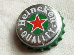 Chapa Kronkorken Cap Tappi Cerveza Heineken. Rusia. - Cerveza