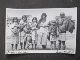 AK ECUADOR Indan Indios Indinaer  // D*40526 - Ecuador