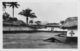 BENIN DAHOMEY Le Musée D'ABOMEY L'entrée Du Musée Actuel Et Les Canons Des Rois 12 (scan Recto-verso) KEVREN0618 - Benin