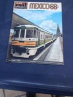 Vie Du Rail 1968 1163 MONSOLS CLUNY SAINT IGNY DE VERS FOUGèRES JO MEXICO - Railway