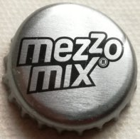 Chapa Kronkorken Cap Tappi Coca Cola - Naranja Mezzo Mix. Alemania - Chapas Y Tapas