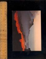 ETNA Volcan Volcano Eruzione 1978 Colta Lavica Coulée De Lave éruption 78 Lavaflow - Unclassified