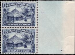 Congo 0171** Scènes Indigène - Planche N°1 MNH - Congo Belga